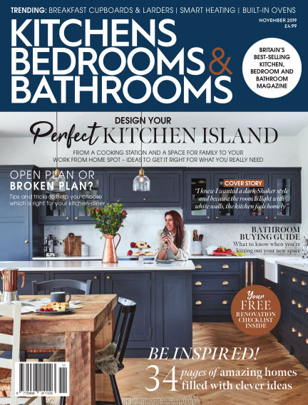 Kitchens Bedrooms & Bathrooms - KBB November 01, 2019 00:00