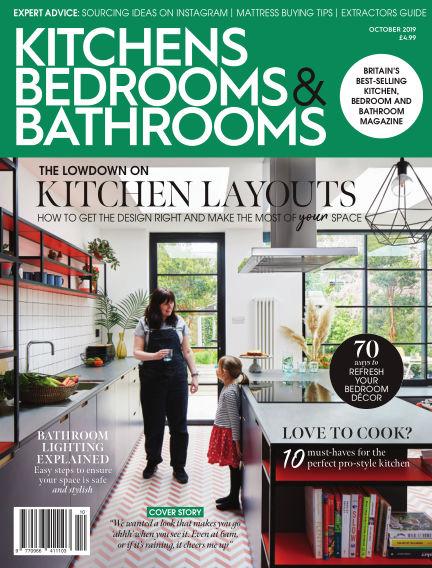Kitchens Bedrooms & Bathrooms October 01, 2019 00:00