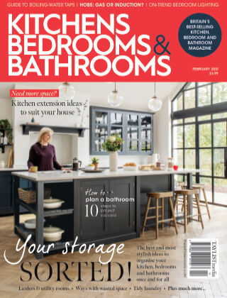 Kitchens Bedrooms & Bathrooms February 2021