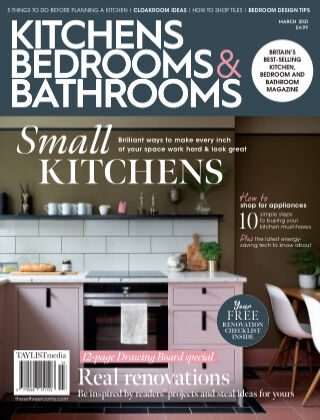 Kitchens Bedrooms & Bathrooms - KBB March 2021