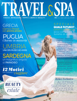 TRAVEL & SPA 04-2020