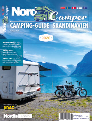 Nordis-Magazin NordCamper 2020