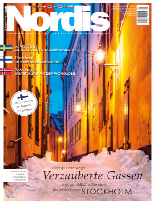 Nordis-Magazin 1/21