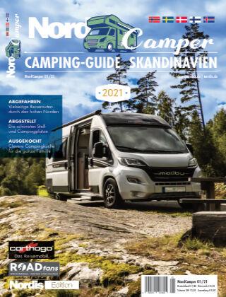 Nordis-Magazin NordCamper 2021