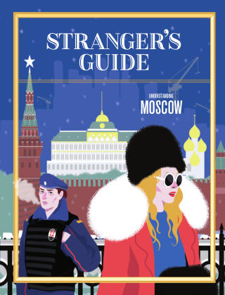 Stranger's Guide Moscow