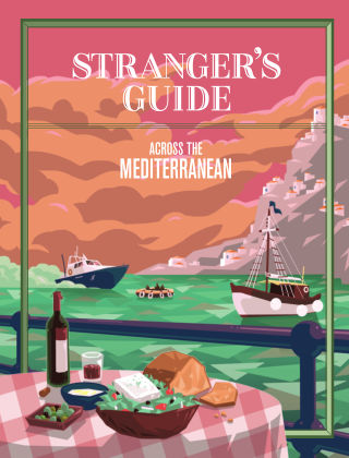 Stranger's Guide The Mediterranean
