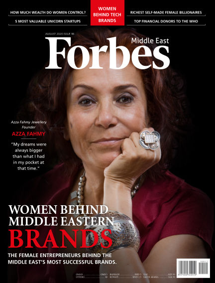 Forbes Middle East: English August 20, 2020 00:00