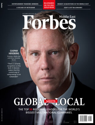 Forbes Middle East: English EN100