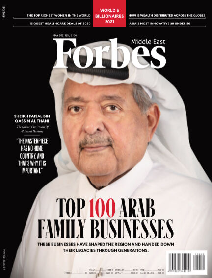 Forbes Middle East: English May 10, 2021 00:00
