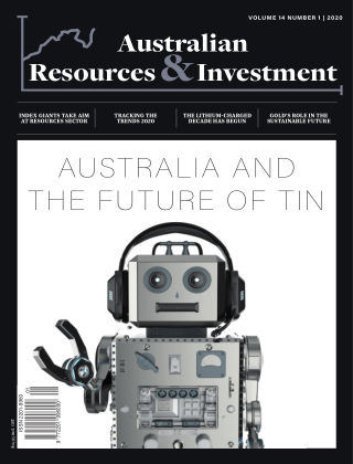 Australian Resources and Investment Vol 14 No 1