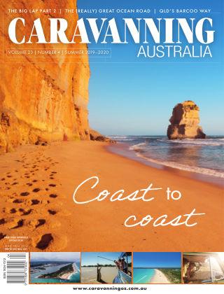 Caravanning Australia Summer 2019–20