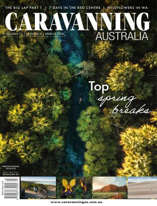 Caravanning Australia Spring 2019