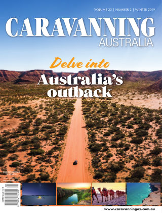 Caravanning Australia Winter 2019