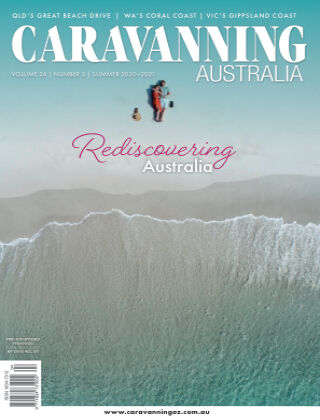 Caravanning Australia Summer 2020–2021