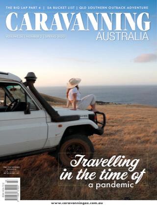 Caravanning Australia Spring 2020