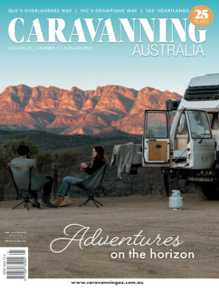 Caravanning Australia Autumn 2021