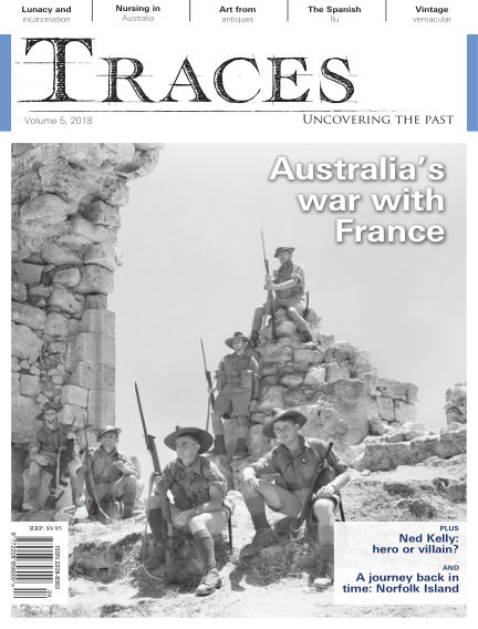 Traces October 31, 2018 13:00