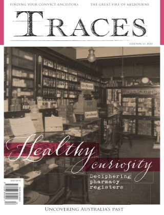 Traces Edition 13