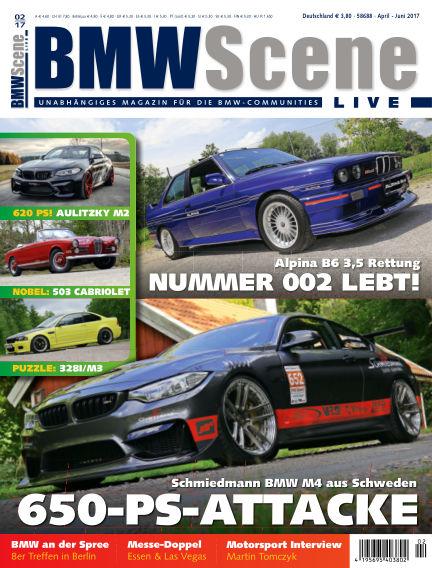 BMW SCENE LIVE February 10, 2017 00:00