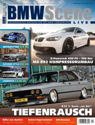 BMW SCENE LIVE 04-2017