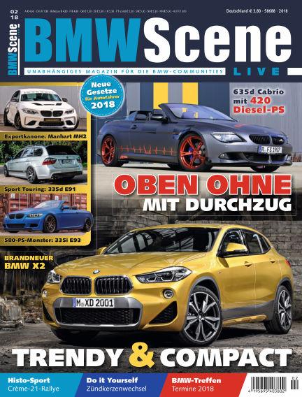 BMW SCENE LIVE February 09, 2018 00:00