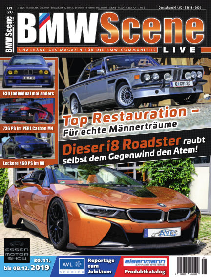 BMW SCENE LIVE November 08, 2019 00:00