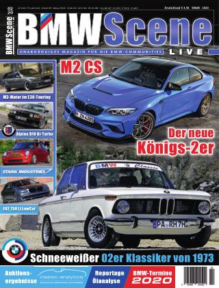 BMW SCENE LIVE 02-2020