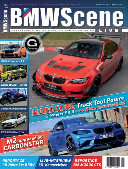 BMW SCENE LIVE June 26, 2020 00:00