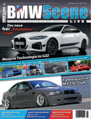 BMW SCENE LIVE 05-2020