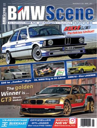 BMW SCENE LIVE 0121