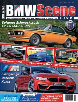 BMW SCENE LIVE 0221