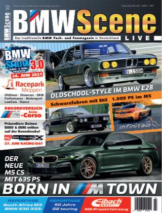BMW SCENE LIVE 03/21