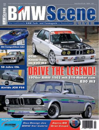 BMW SCENE LIVE 04/21