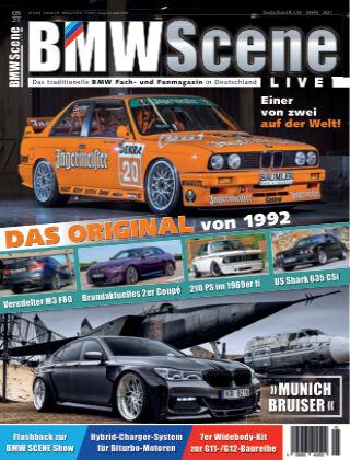 BMW SCENE LIVE 05/21