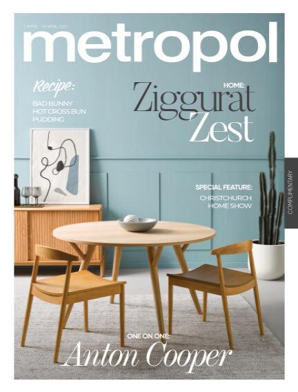 Metropol March 31, 2021 11:00