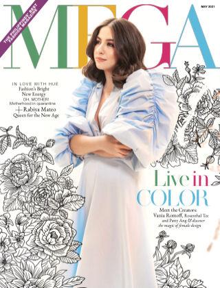 MEGA May 2021 (Cover 2)