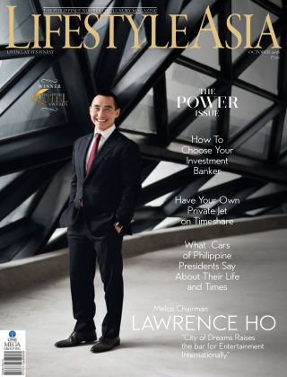 Lifestyle Asia October 2018
