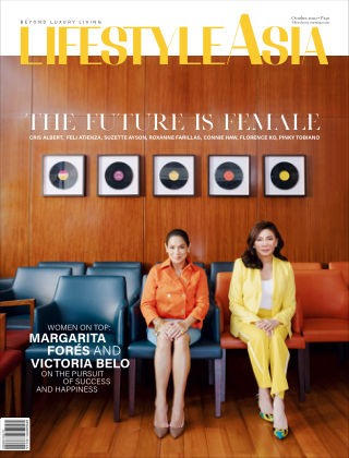 Lifestyle Asia October