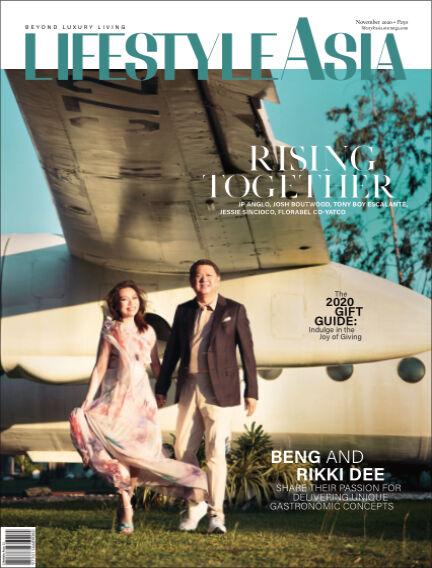 Lifestyle Asia November 02, 2020 00:00