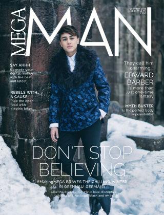 MEGA Man February 2018