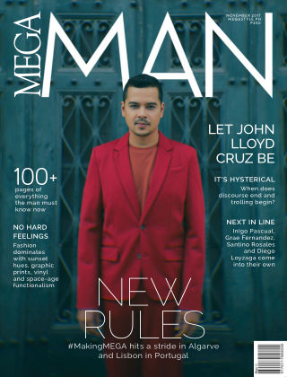 MEGA Man November 2017