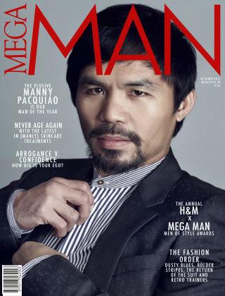 MEGA Man  Oct 2015