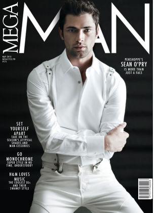 MEGA Man May 2015