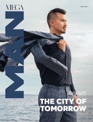 MEGA Man July 2021 Special