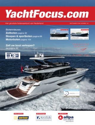 YachtFocus Magazine 191 - Sept. 2020