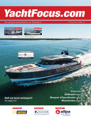 YachtFocus Magazine 192 - Oct. 2020