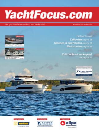 YachtFocus Magazine 193 - Nov 2020