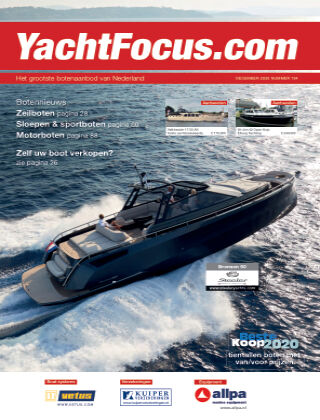 YachtFocus Magazine 194 - Dec 2020