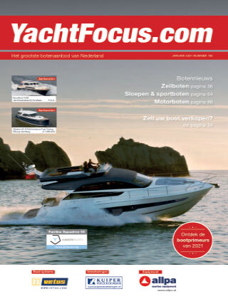 YachtFocus Magazine 195 - Jan 2021