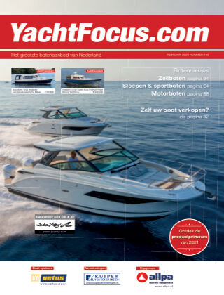 YachtFocus Magazine 196 - Feb 2021